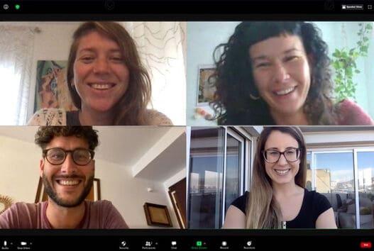 Spanish live online lessons