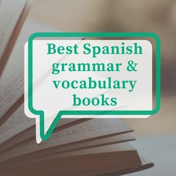 What are the 5 best books for learning Spanish?