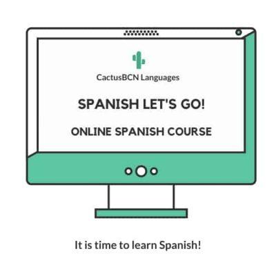 Spanish let's go!